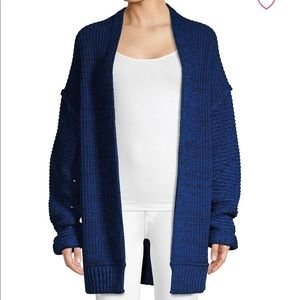 NWT Free People Knit Cardigan